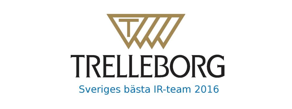 Trelleborg bästa IR-team 2016